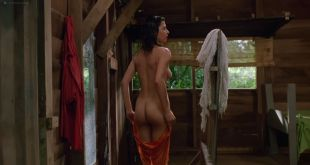 Valentina Forte nude bush sex and hot in the shower - Cut and Run (1985) HD 1080p BluRay (4)