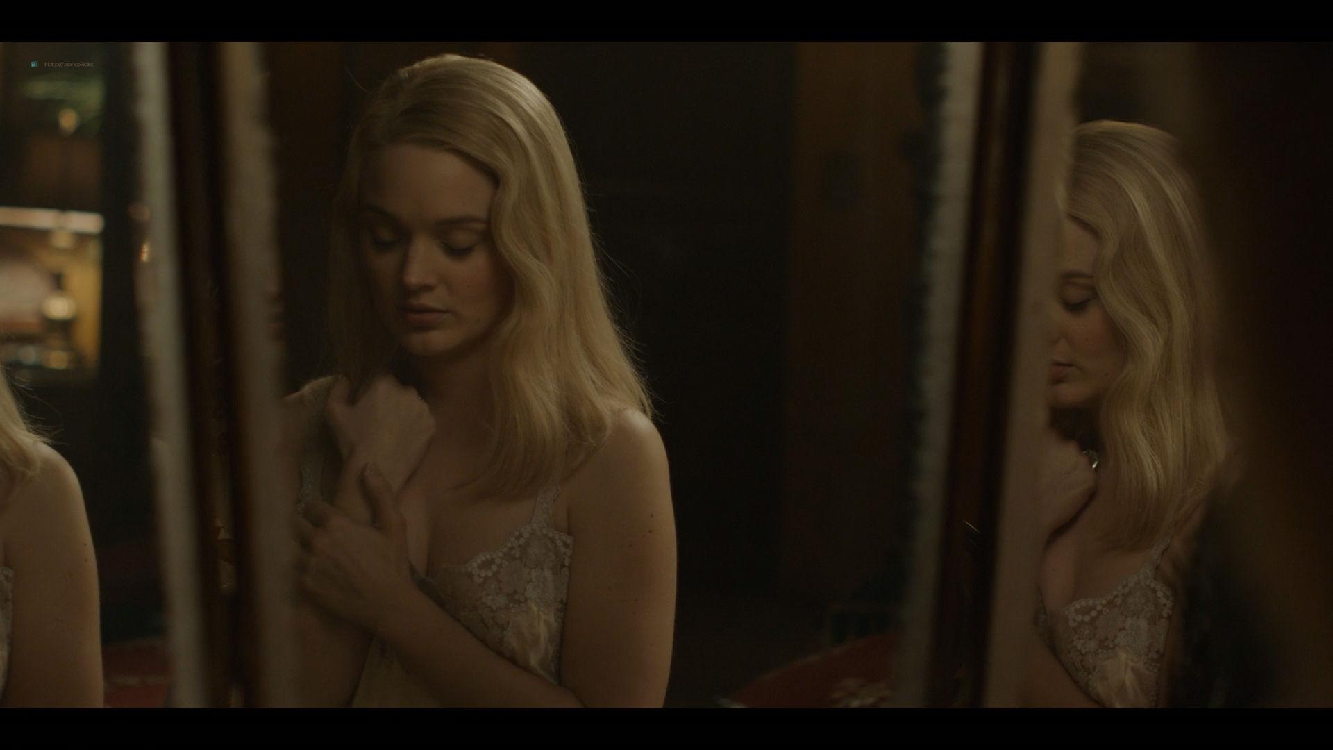 Bella Heathcote nude sex - Strange Angel - (2019) s2e4 HD 1080p (11)