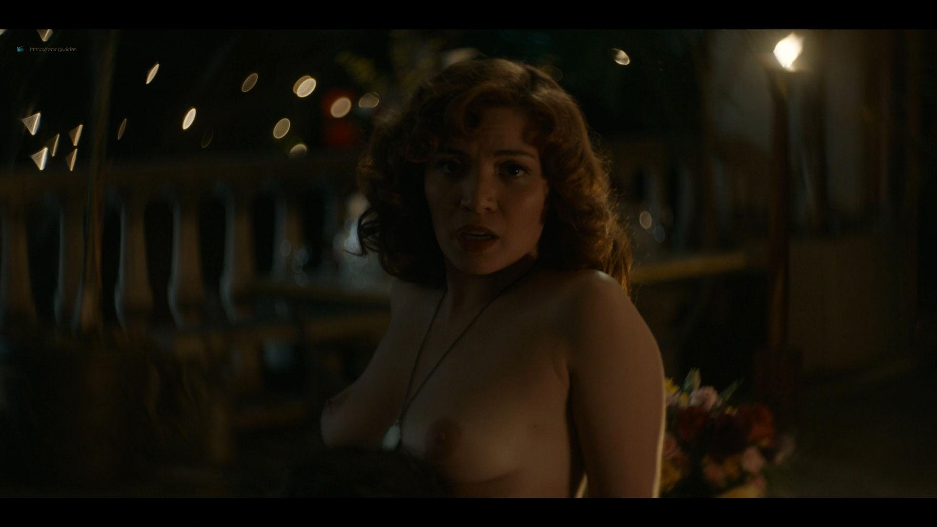 Bella Heathcote nude topless and butt Veronica Osorio nude - Strange Angel - (2019) s2e5 HD 1080p (5)