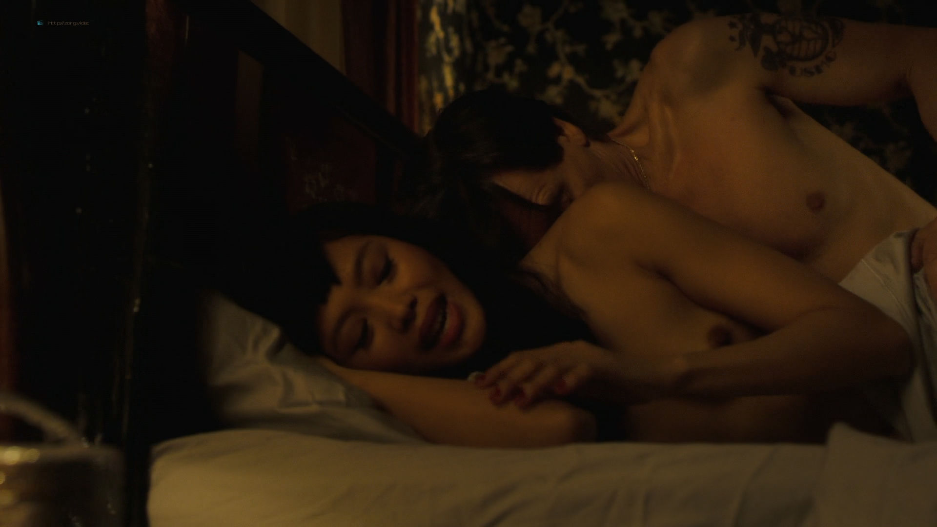 Charlene Almarvez nude topless - City on a Hill (2019) s1e5 HD 1080p (8)