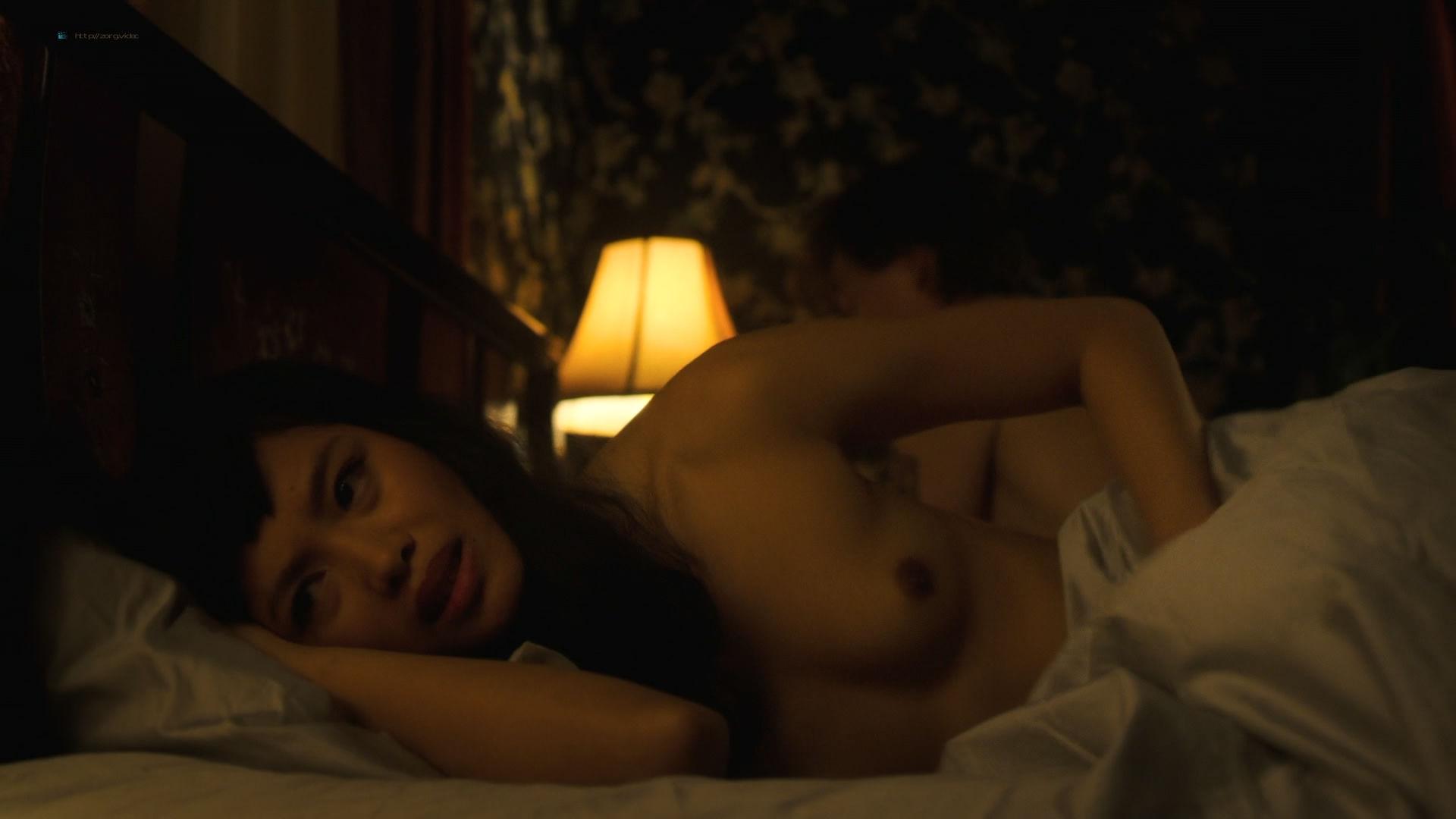 Charlene Almarvez nude topless - City on a Hill (2019) s1e5 HD 1080p (6)