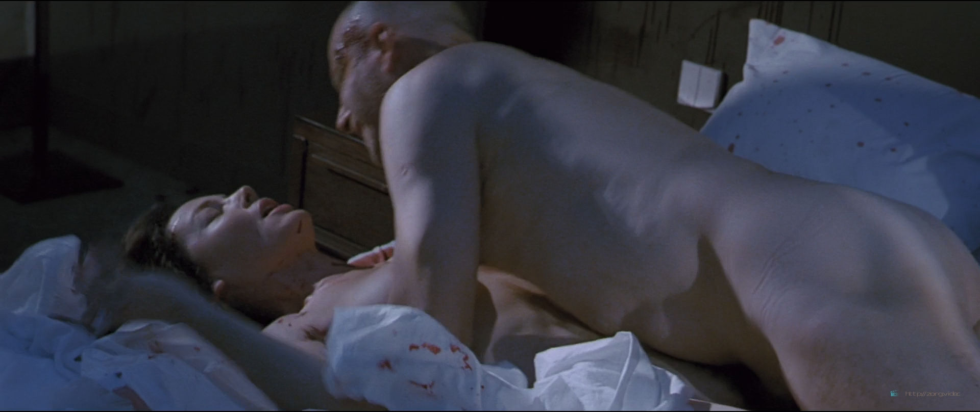 Connie Nielsen nude and Chloë Sevigny butt - Demonlover (2002) HD 1080p BluRay (5)