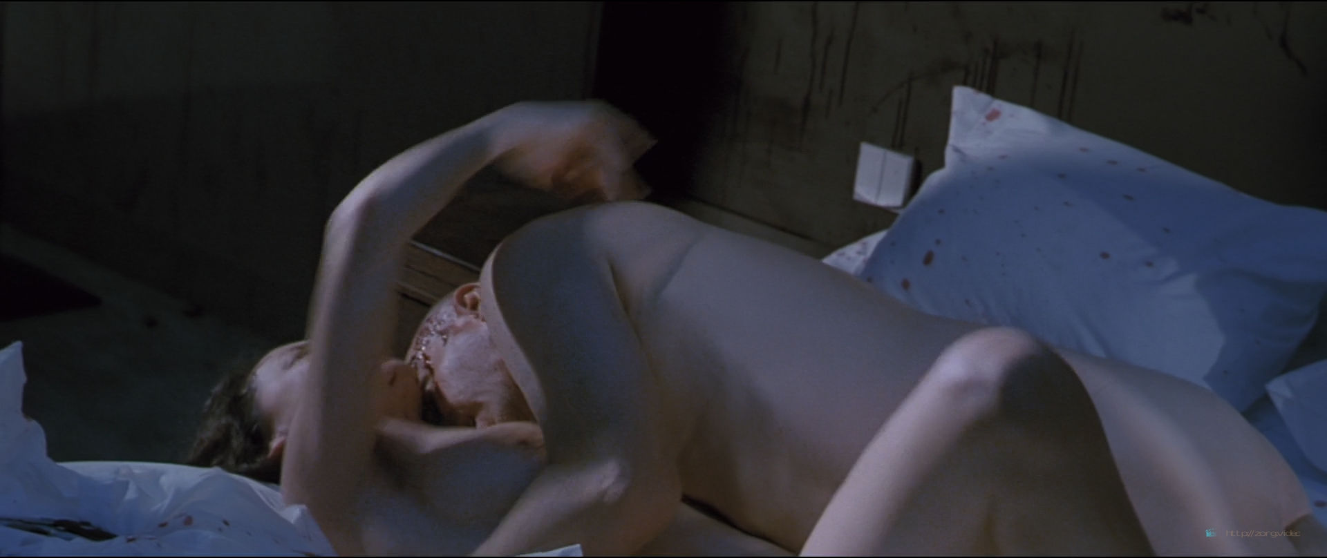 Connie Nielsen nude and Chloë Sevigny butt - Demonlover (2002) HD 1080p BluRay (3)