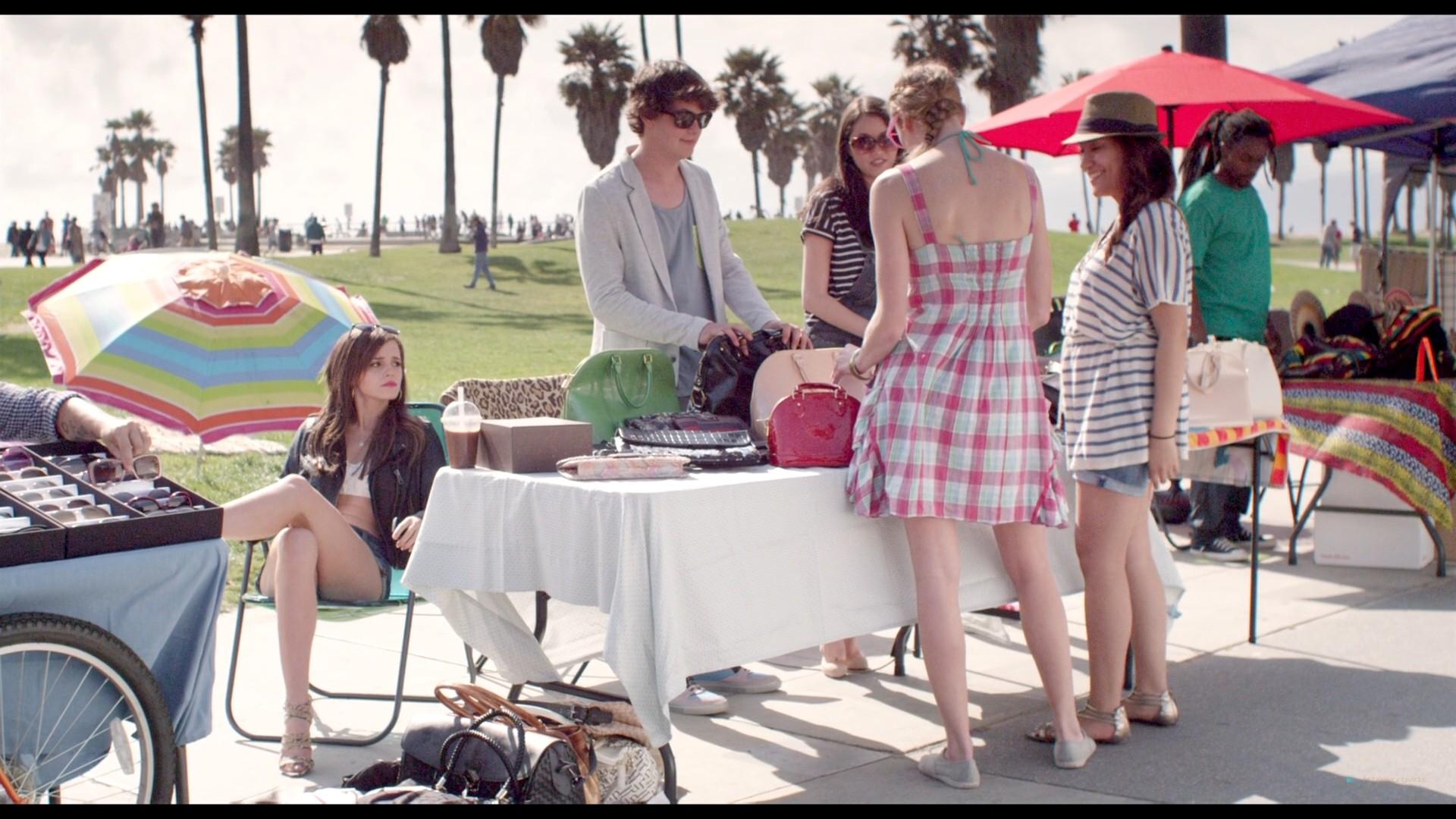 Emma Watson hot Taissa Farmiga and others sexy - The Bling Ring (2013) HD 1080p BluRay (8)