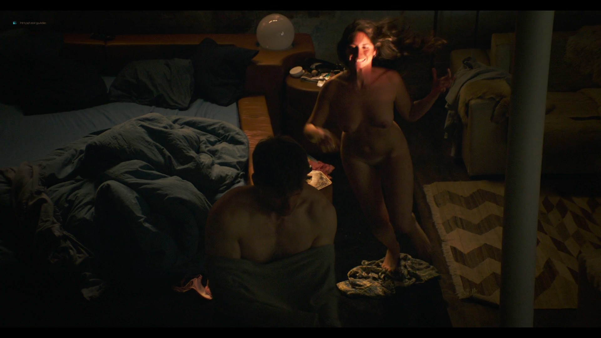 Helena Kaittani nude full frontal - Domino (DK-2019) HD 1080p BluRay (5)