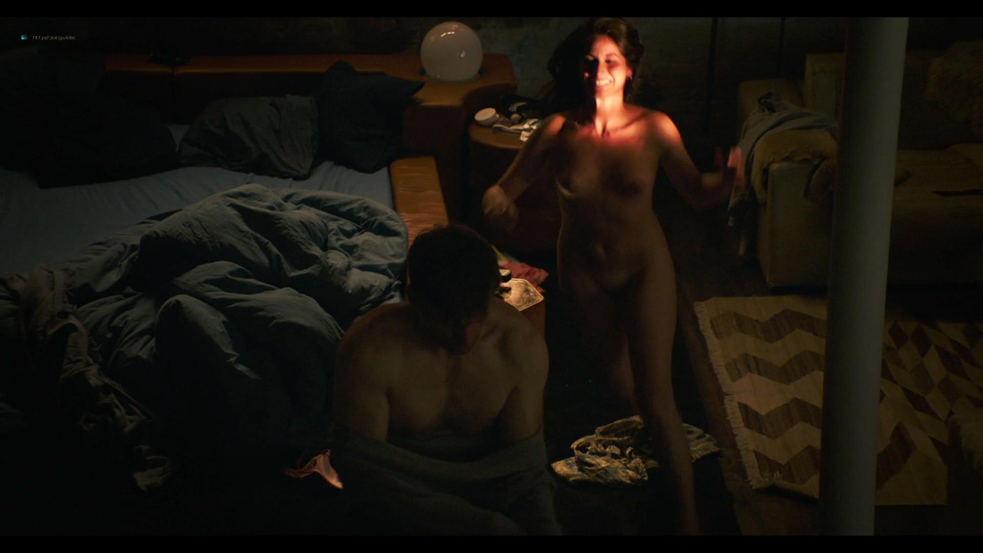 Helena Kaittani nude full frontal - Domino (DK-2019) HD 1080p BluRay (4)