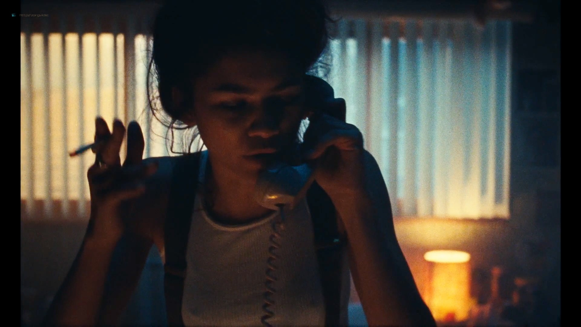 Hunter Schafer nude topless, Sydney Sweeney, Zendaya hot - Euphoria (2019) s1e7 HD 1080p (10)