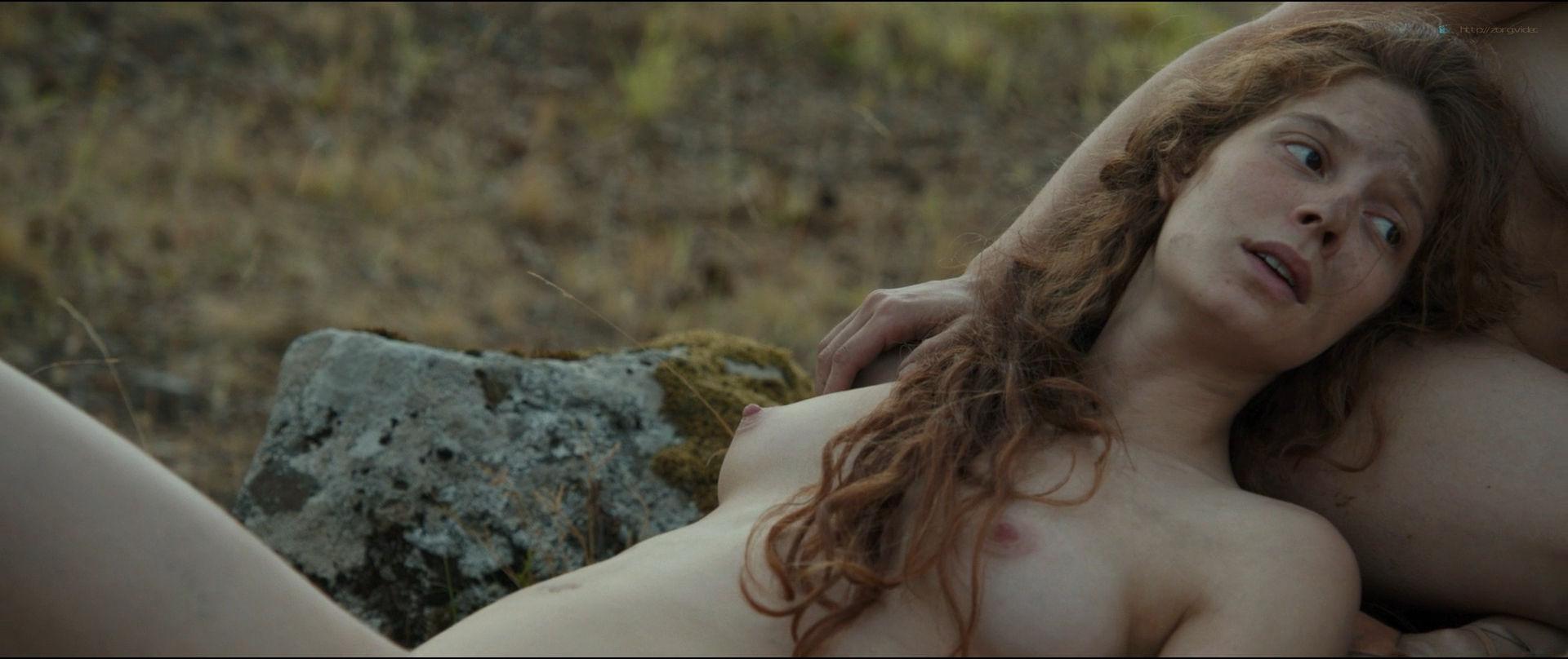 Marianna Fontana nude full frontal Jenna Thiam others nude - Capri-Revolution (2018) HD 1080p BluRay (14)