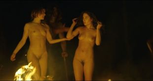 Marianna Fontana nude full frontal Jenna Thiam others nude - Capri-Revolution (2018) HD 1080p BluRay (8)