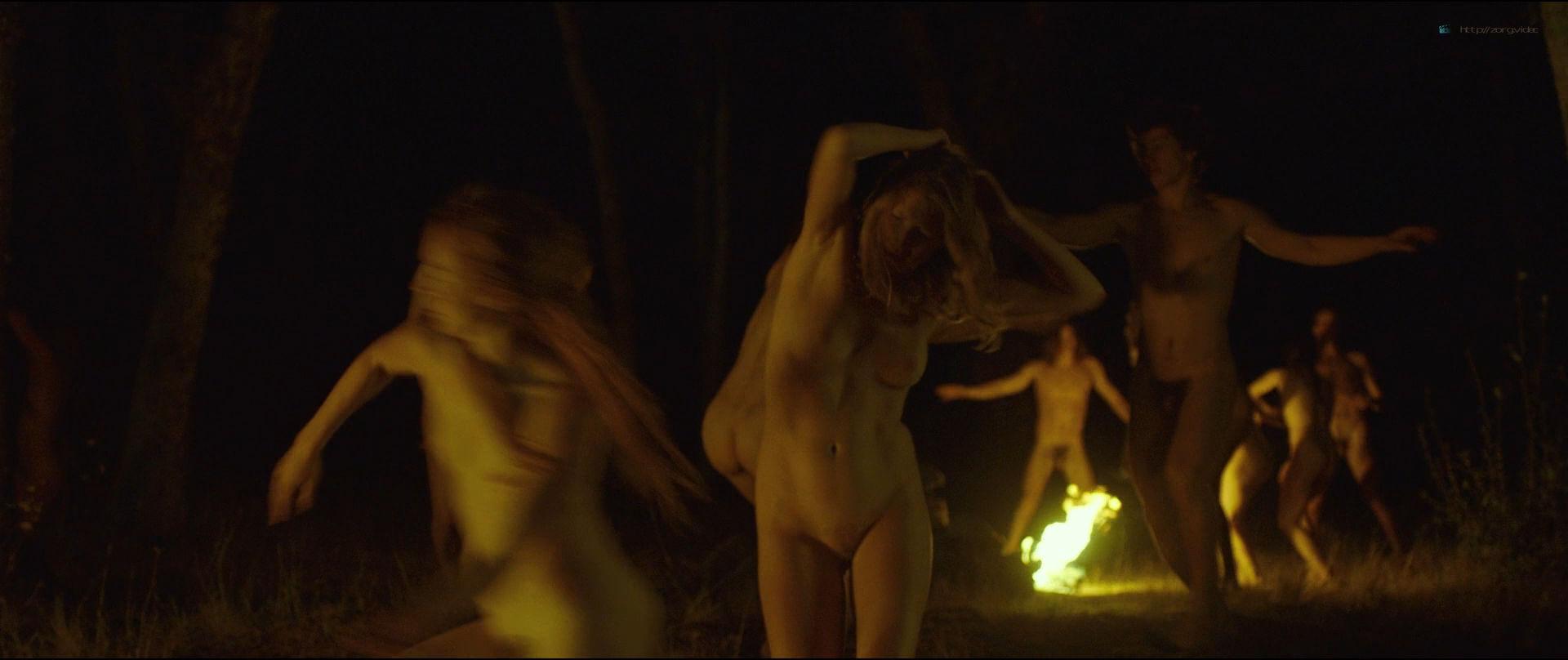 Marianna Fontana nude full frontal Jenna Thiam others nude - Capri-Revolution (2018) HD 1080p BluRay (6)