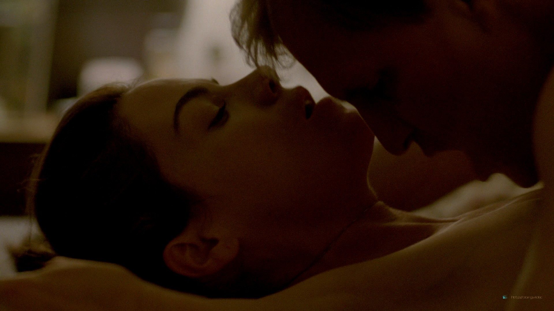 Michelle Monaghan nude brief topless and sex - True Detective (2014) S01 HD 1080p BluRay (9)