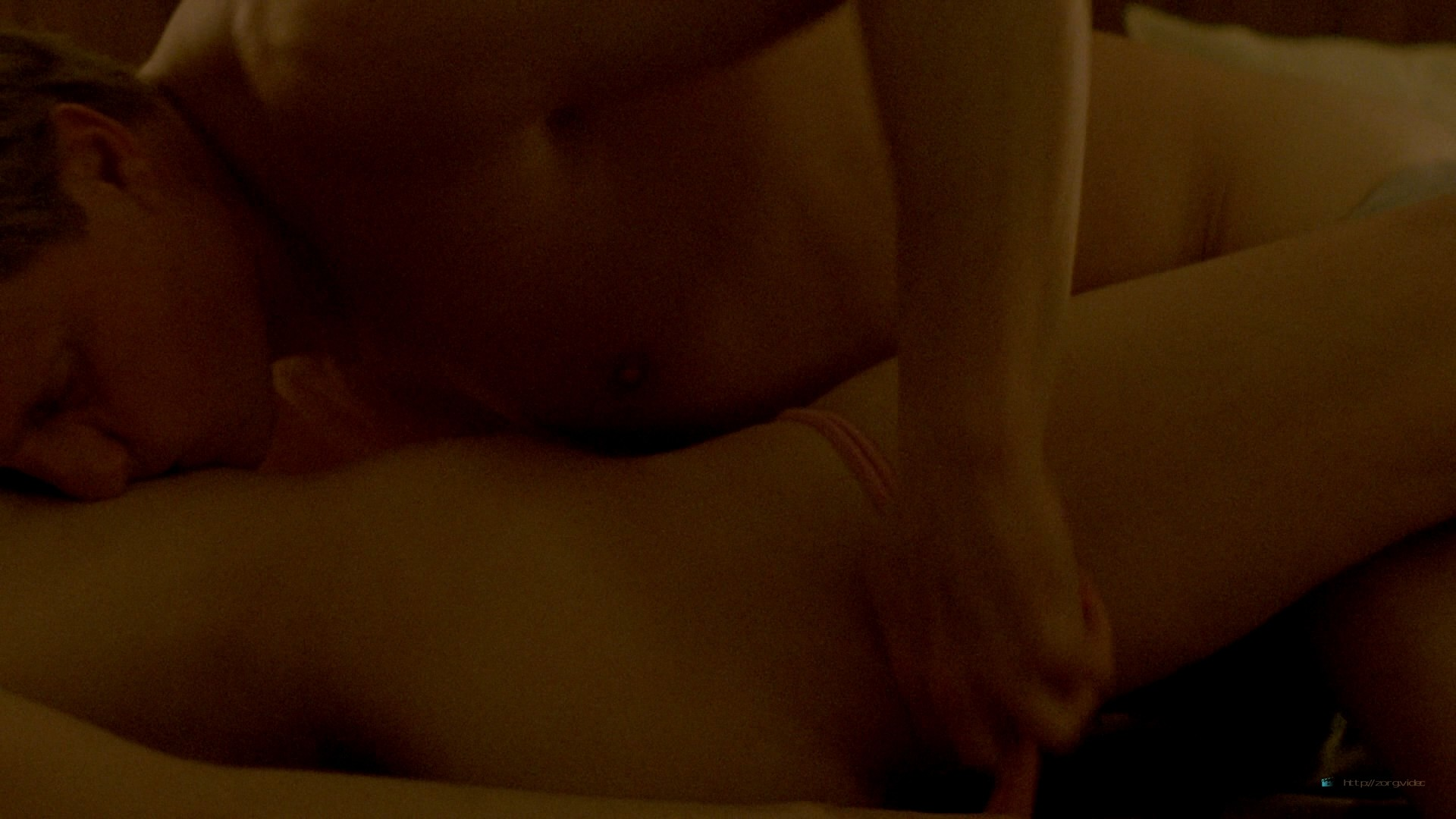 Michelle Monaghan nude brief topless and sex - True Detective (2014) S01 HD 1080p BluRay (7)