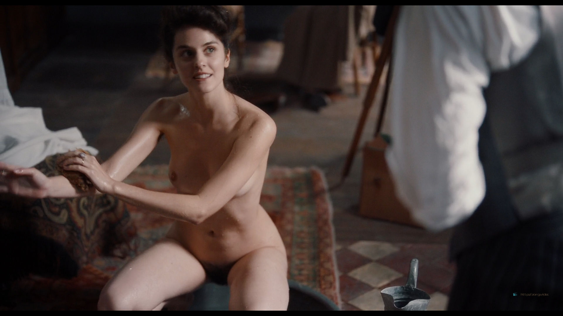 Noemie Merlant nude full frontal Camelia Jordana, Amira Casar and others nude - Curiosa (2019) HD 1080p Web (13)