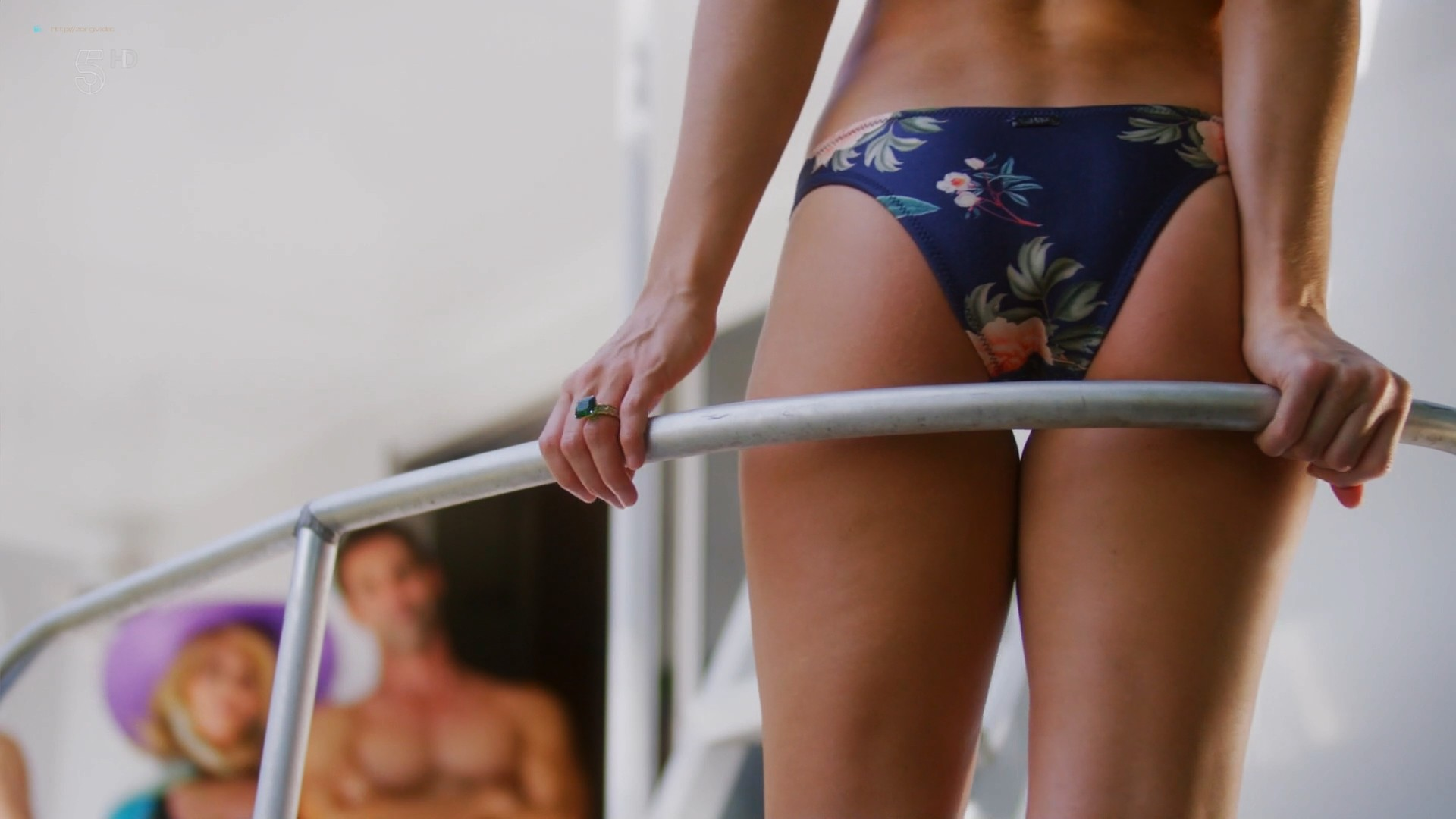 Anna Hutchison hot bikini Melissa Bolona and others sexy too - Murder at the Mansion (2018) HDTV 1080p (4)