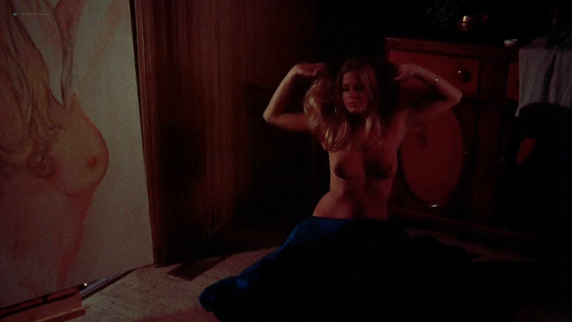 Candice Rialson nude topless and sex - Pets (1974) HD 1080p BluRay (9)