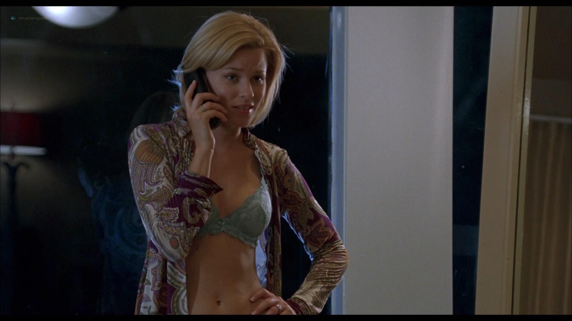 Elizabeth Banks hot in lingerie Jessica Alba and Sarah Howard hot - Meet Bill (2007) HD 1080p BluRay (11)