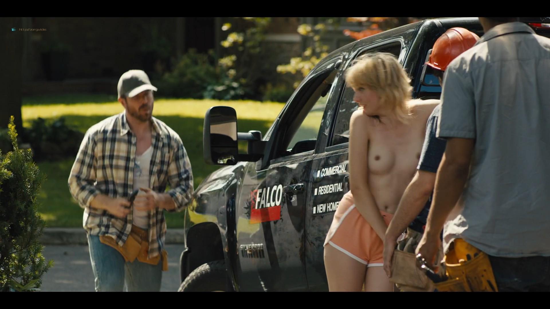 Gaite Jansen nude topless Elena Anaya, Carla Gugino hot - Jett (2019) HD 1080p Web (5)