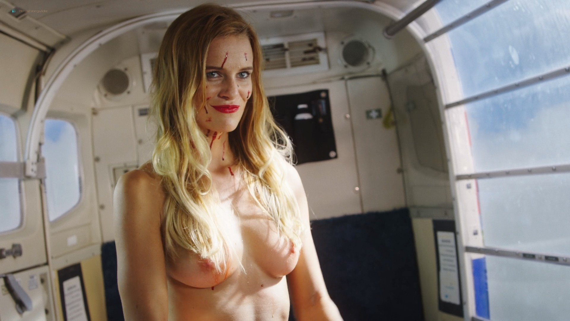 Jade Albany Pietrantonio nude topless and sex - The Naked Director (2019) s1e6 HD 1080p (2)