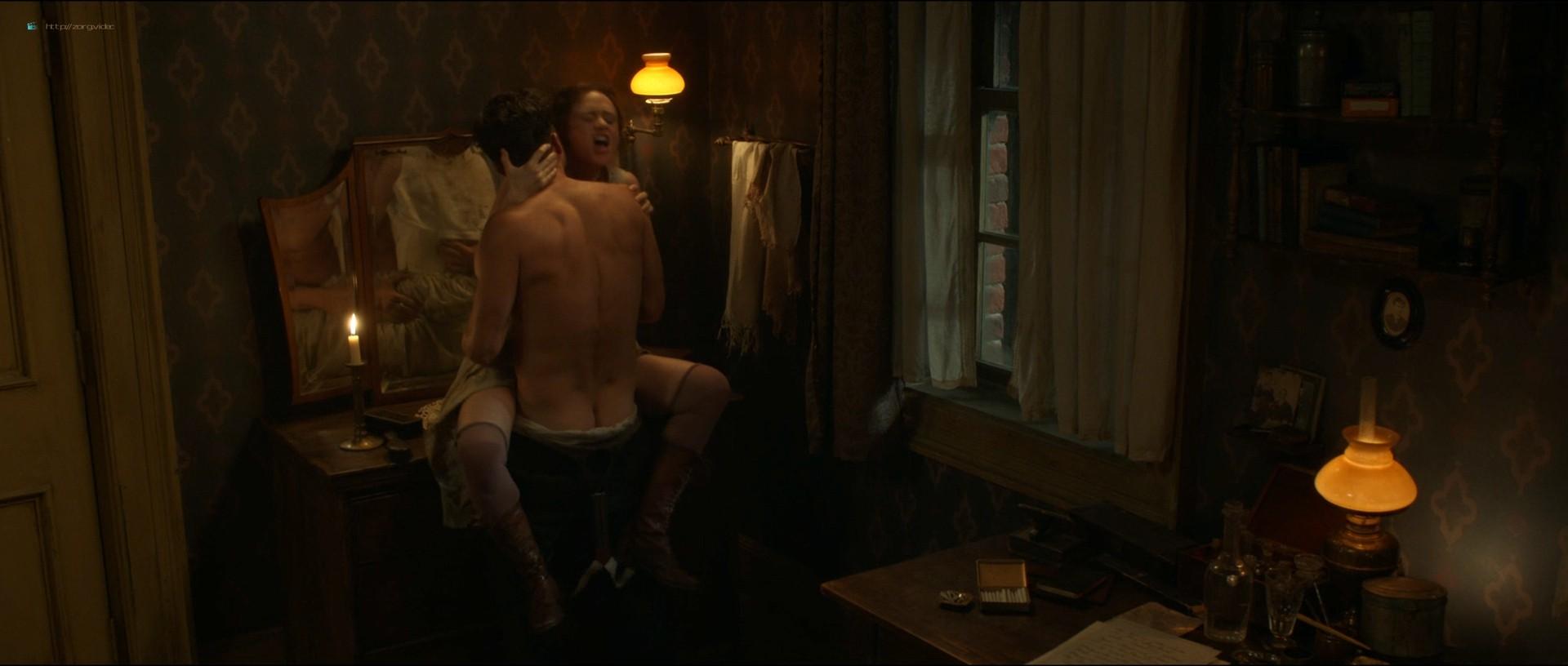 Maeve Dermody nude sex Karla Crome nude too - Carnival Row (2019) s1e1 HD 1080p (9)