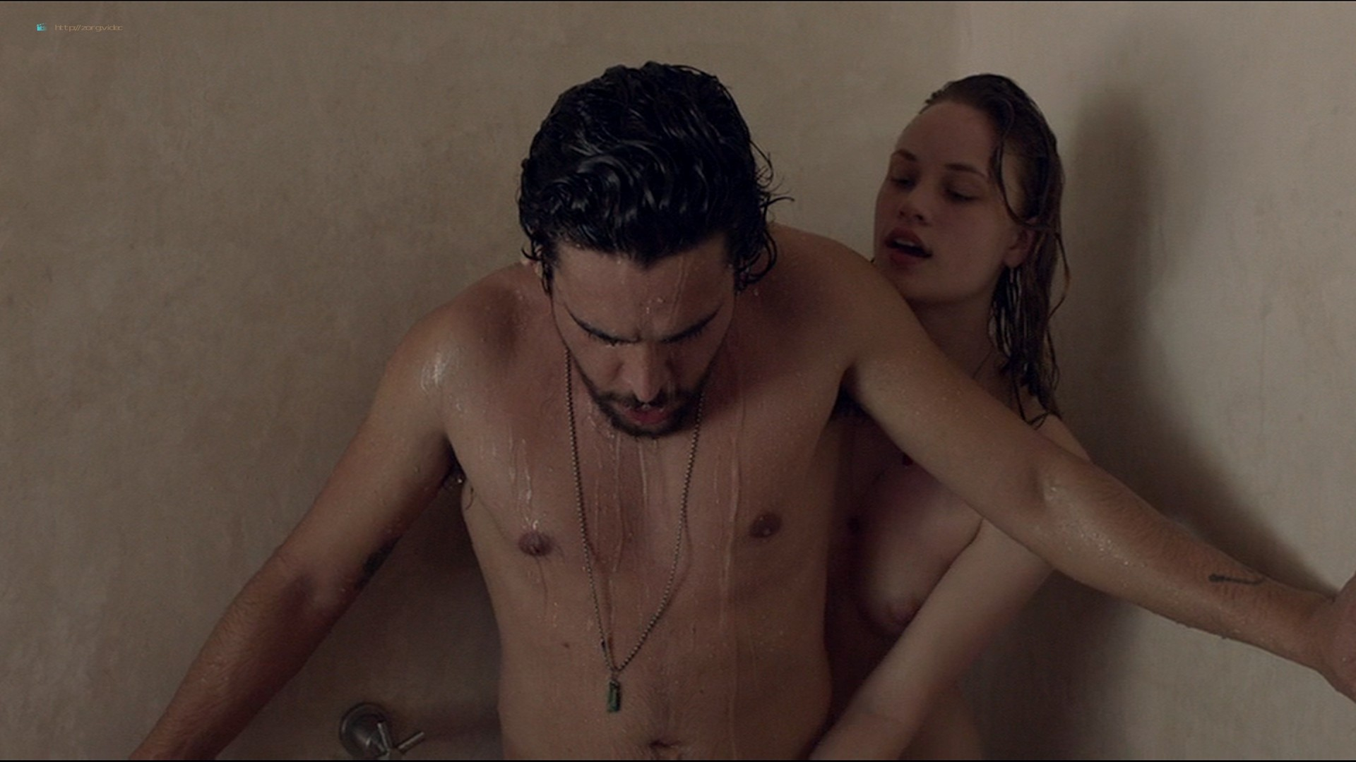 Makenzie Leigh nude giving handjob in the shower - James White (2015) HD 1080p Web (4)