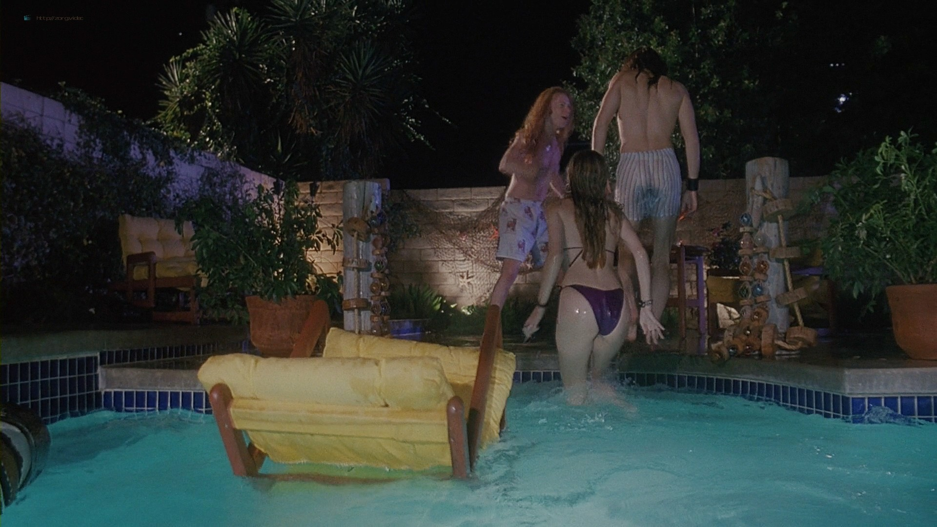 Renee Griffin nude topless - The Stoned Age (1994) 1080p Web (12)