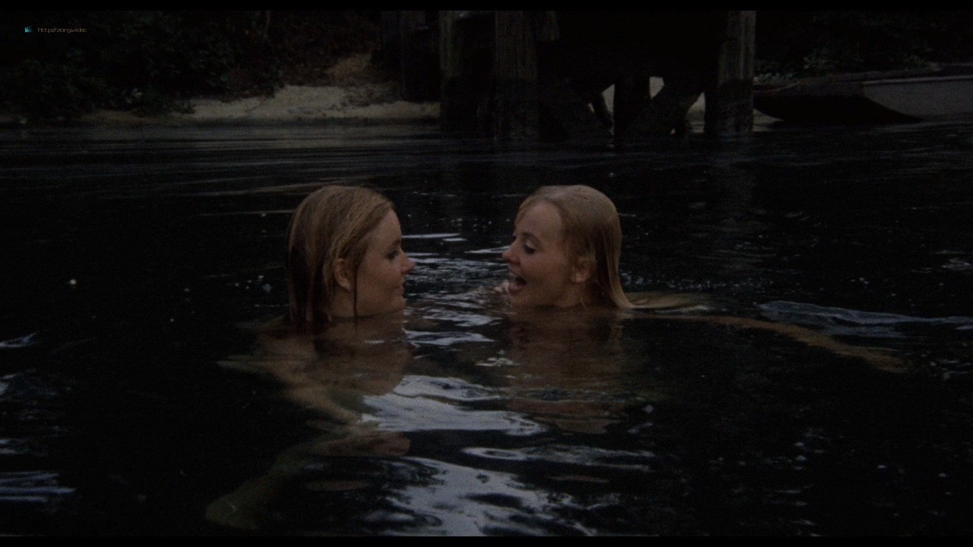 Suzanna Leigh nude Sue Longhurst and others nude topless - Lust for a Vampire (1971) HD 1080p BluRay (8)