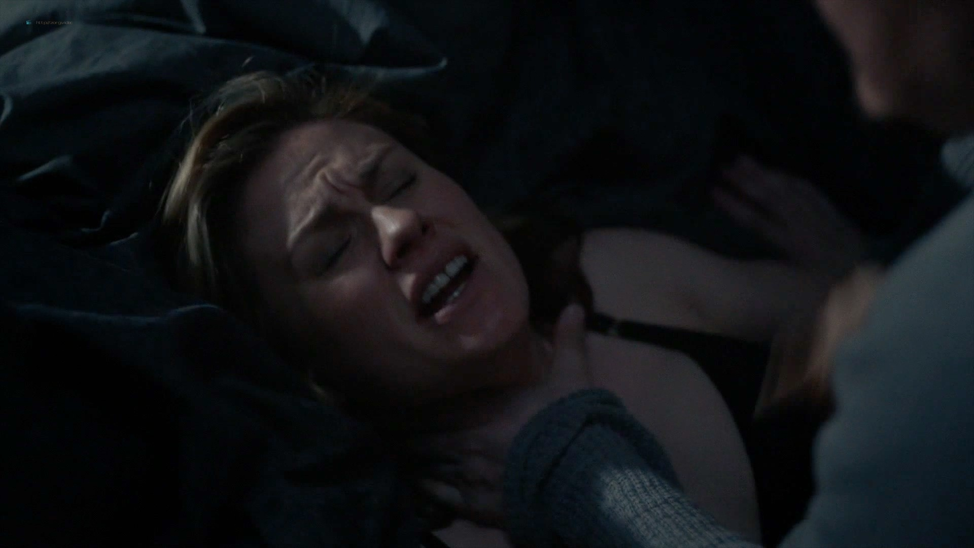 Anna Paquin nude topless and sex - The Affair (2019) s5e6 1080p (8)