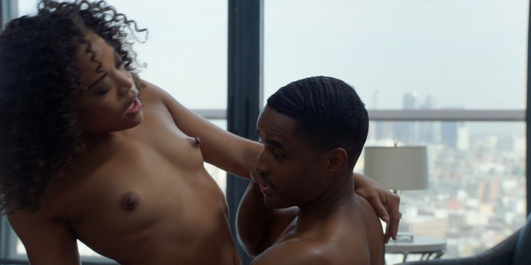 Candace Maxwell nude hot sex doggy style - Power (2019) s6e3 HD 1080p Web (5)
