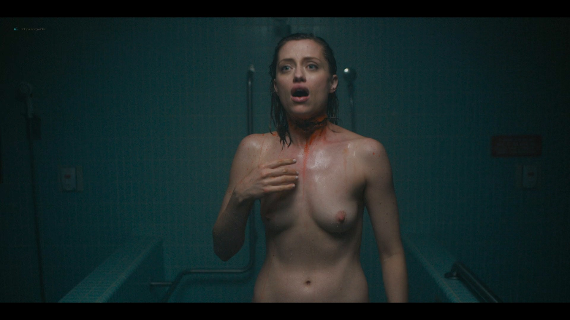 Christie Herring nude full frontal in the shower - Bloodline (2019) 1080p (3)