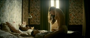 Esther Comar  nude topless and sex - House of Time (2015) HD 1080p Web
