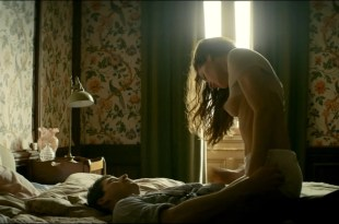 Esther Comar nude topless and sex - House of Time (2015) HD 1080p Web (5)