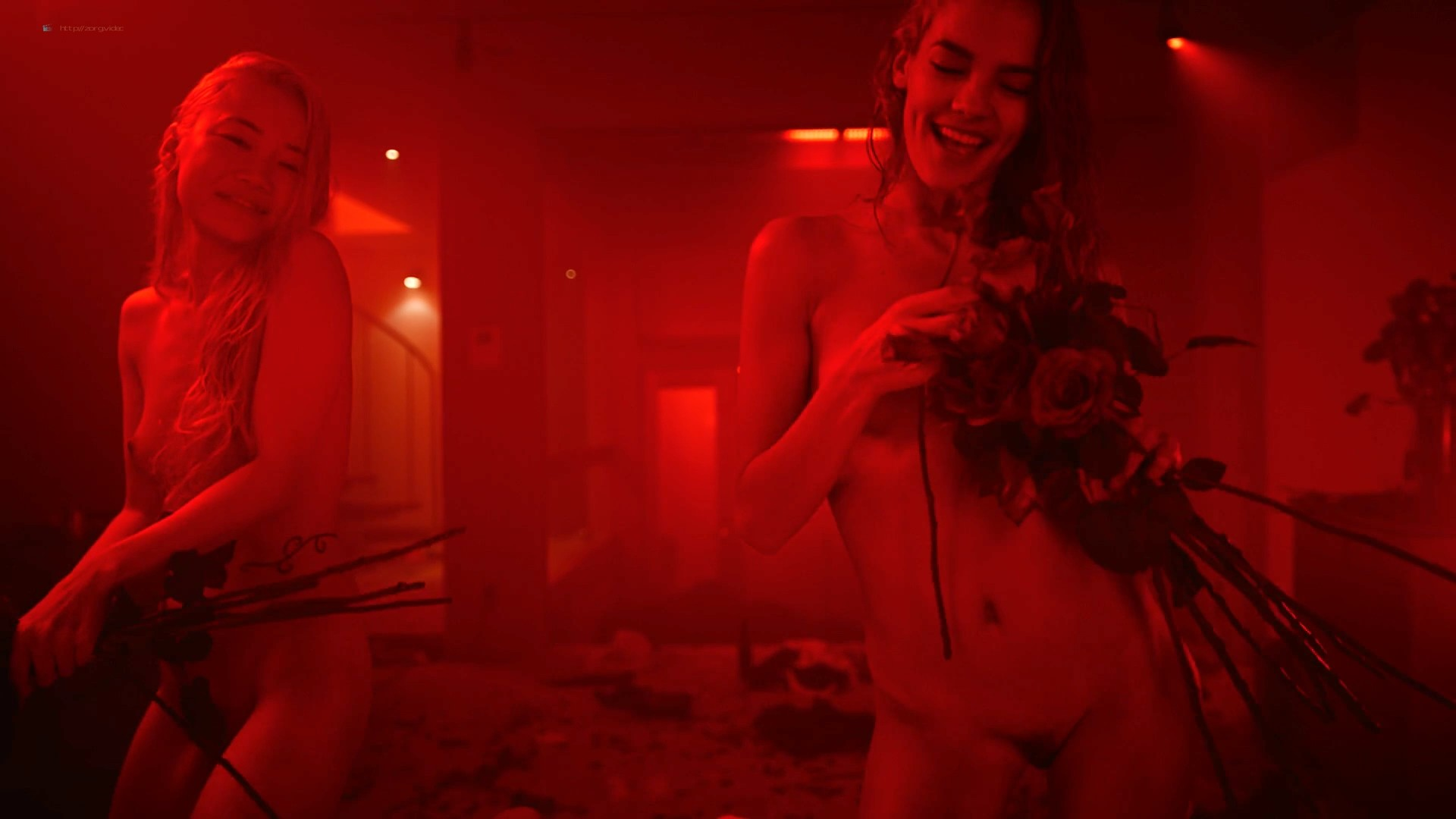 Haruka Abe nude full frontal Tao Okamoto and others nude too - Shes Just A Shadow (2019) BluRay (10)