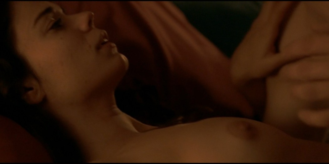 Laia Costa nude topless and sex in a few hot scenes - Only You (2018) HD 1080p Web (10)