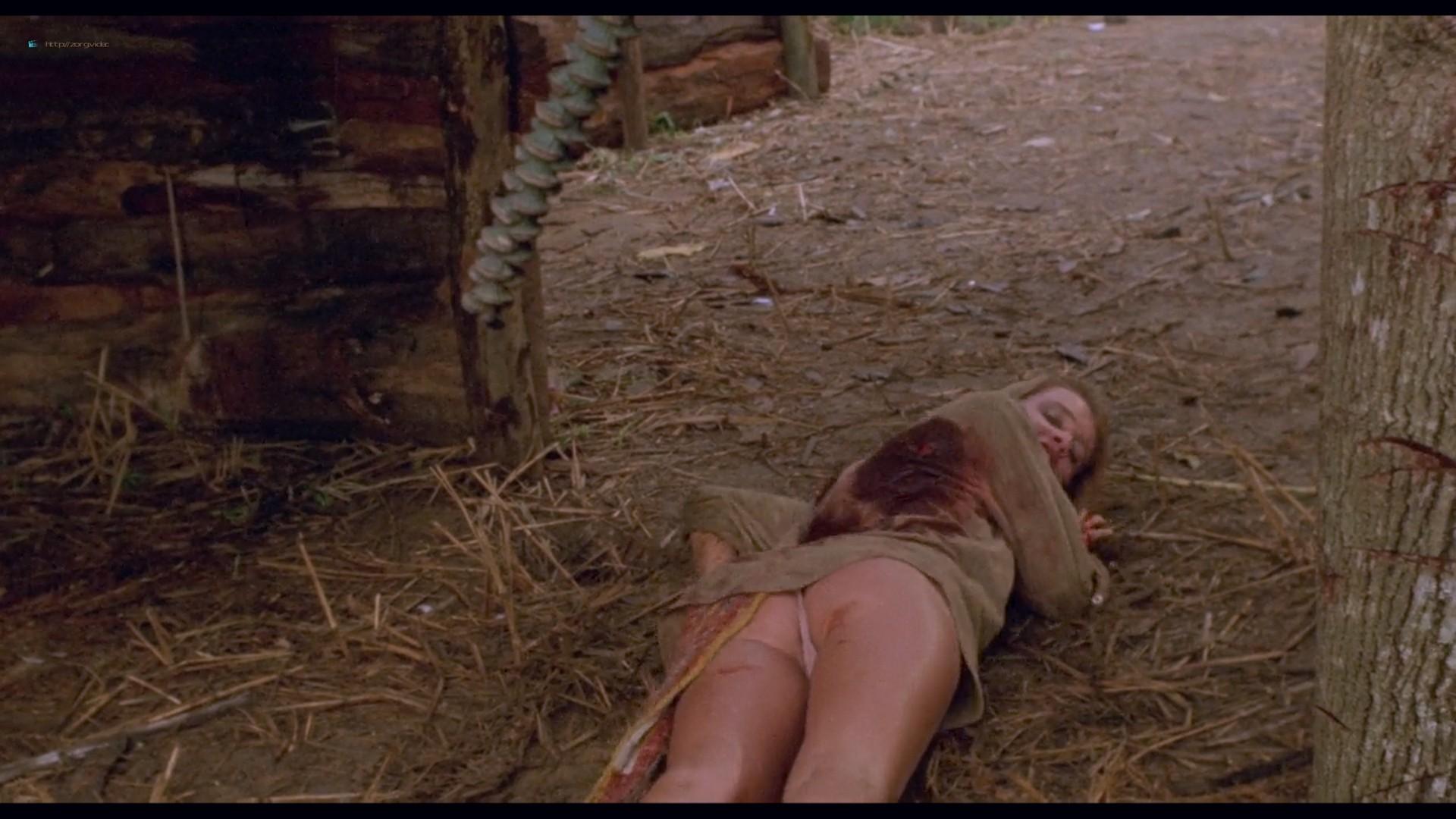 Suzane Carvalho nude bush Susan Hahn nude too - Massacre in Dinosaur Valley (BR-1985) HD 720p (3)
