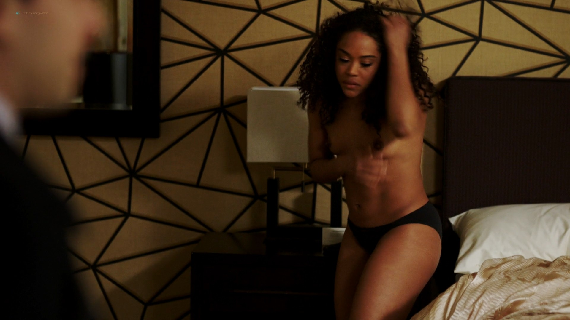 Candace Maxwell nude hot sex - Power (2019) s6e7 1080p (4)