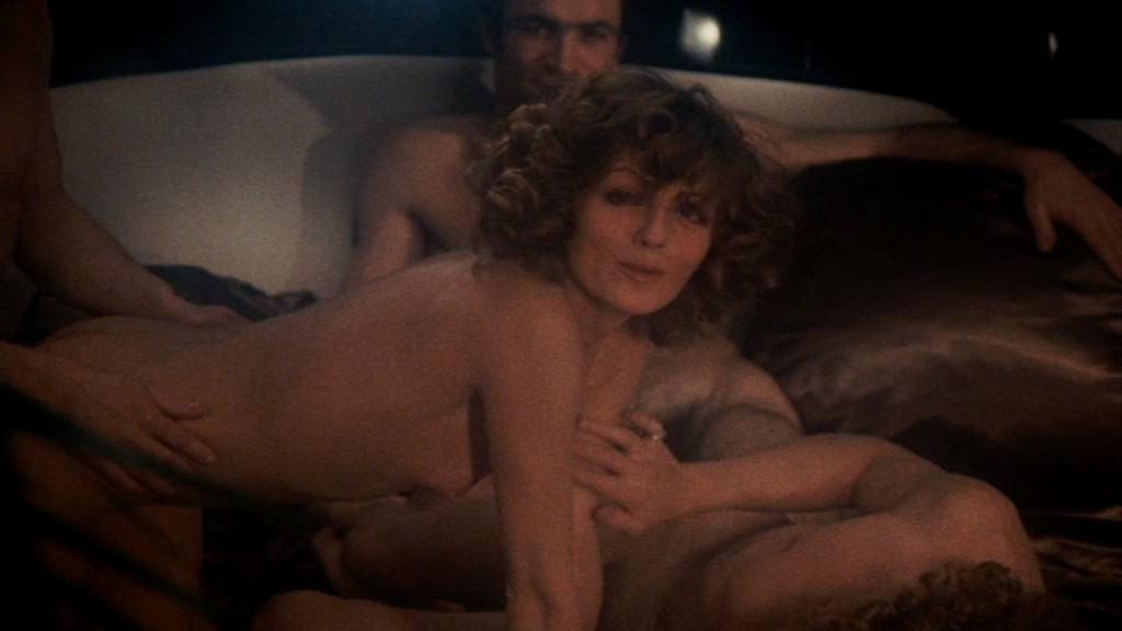 Dayle Haddon nude Karin Petersen Myriam Mézières and others nude and explicit sex - Spermula (1976) (9)