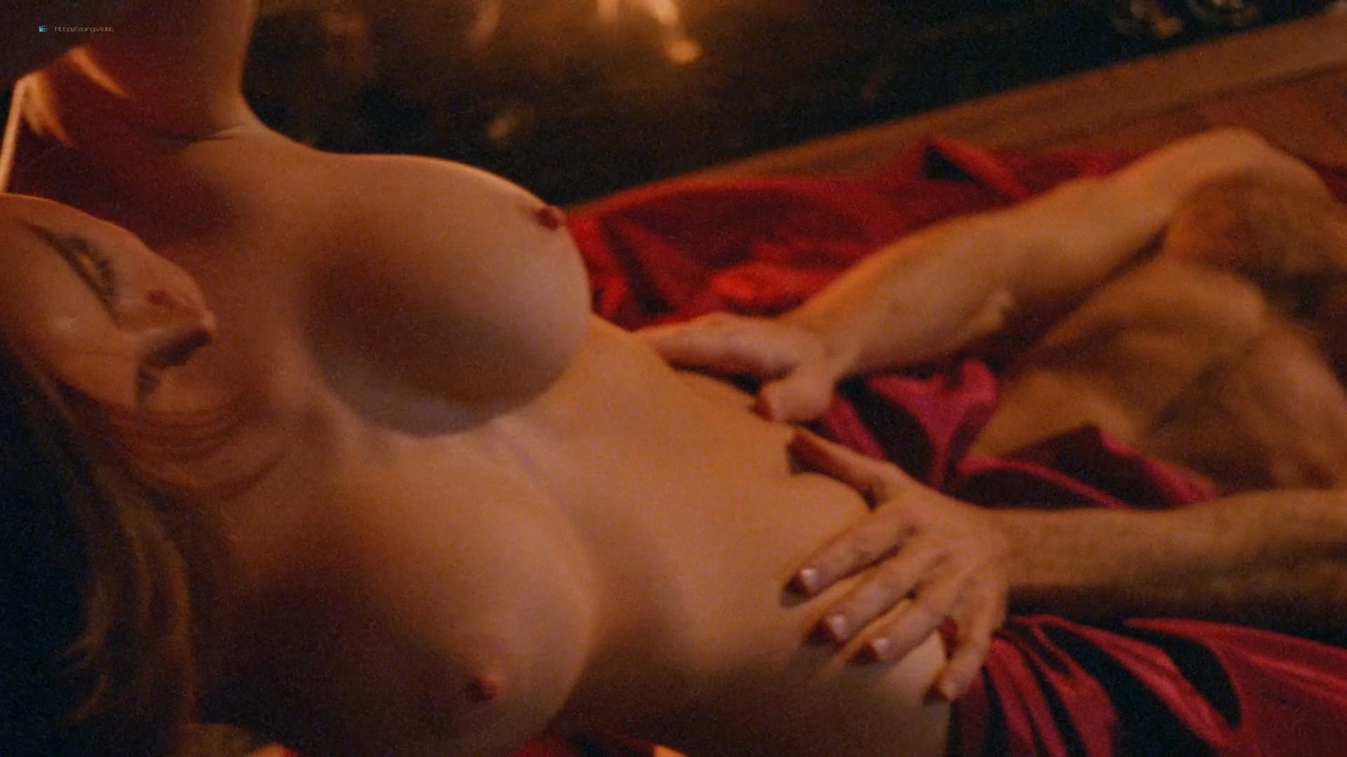 Dona Speir nude Pandora Peaks, Carolyn Liu and others nude too - Do or Die (1991) 1080p BluRay (14)