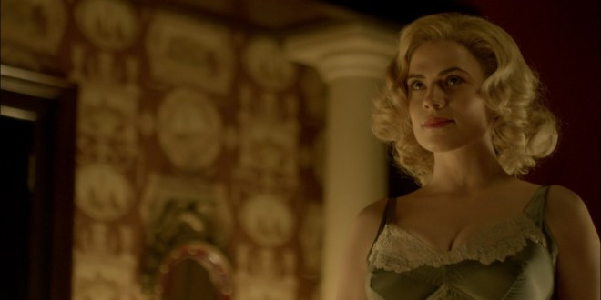 Hayley Atwell hot sexy in lingerie and sex - Restless (2012) 720p (5)
