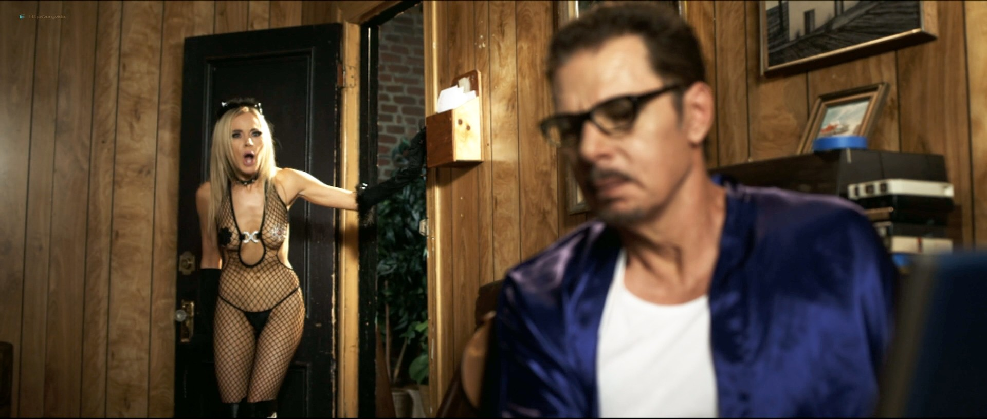Kayden Kross nude and sex Nicole D'Angelo, Brooke Haven and others nude too - Blue Dream (2013) 1080p (18)