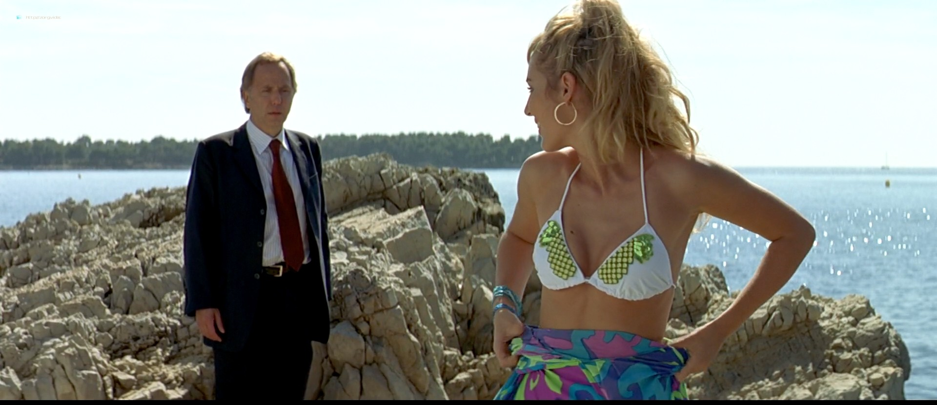 Louise Bourgoin nude topless and sex - La fille de Monaco (FR-2008) HDTV 1080p (12)