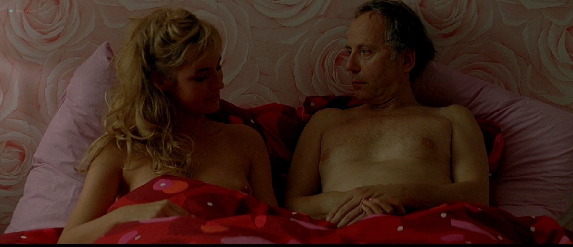 Louise Bourgoin nude topless and sex - La fille de Monaco (FR-2008) HDTV 1080p (5)
