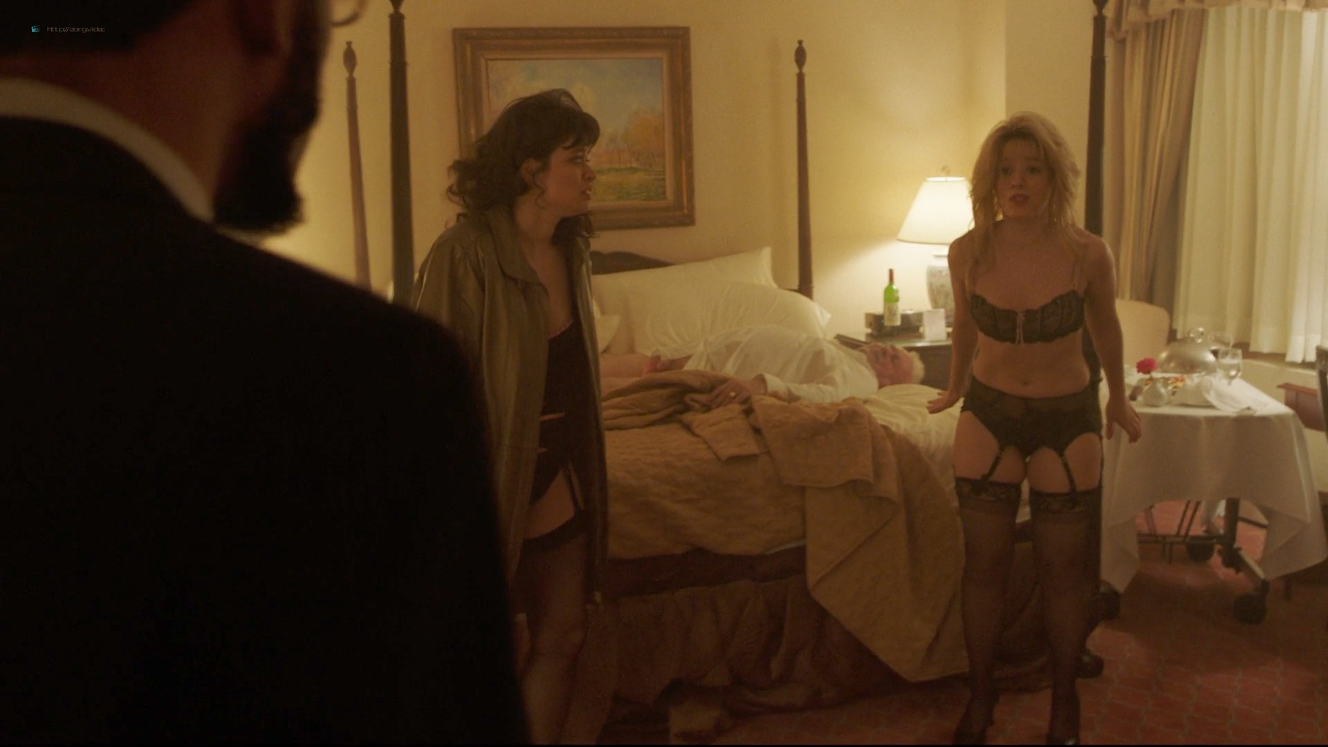 Margarita Levieva nude sex Emily Meade, Paloma Guzman and others hot and nude - The Deuce (2019) s3e4 1080p (6)