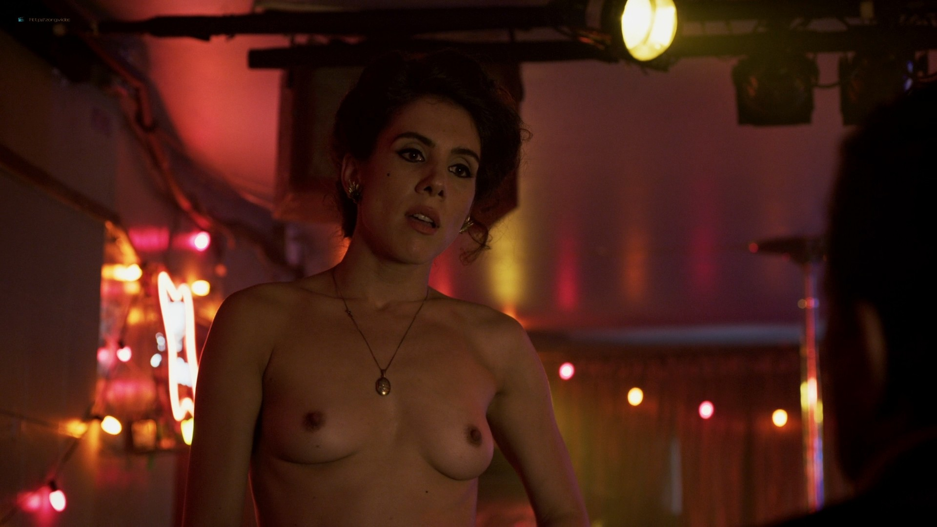 Marie Rose Baramo nude as a stripper - Godfather of Harlem (2019) s1e2 1080p (4)