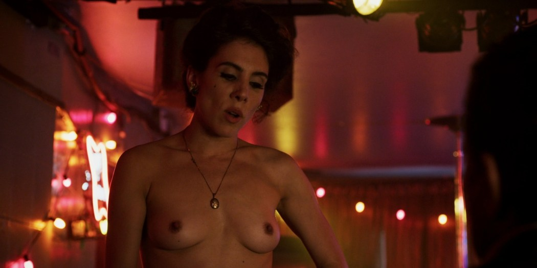 Marie Rose Baramo nude as a stripper - Godfather of Harlem (2019) s1e2 1080p (3)
