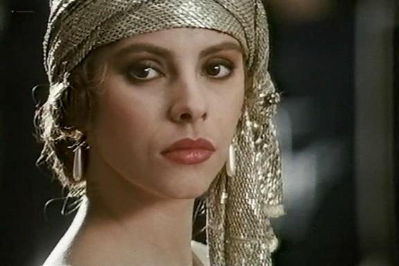 Mathilda May nude and some sex - Naked Tango (1990) VHSrip (15)