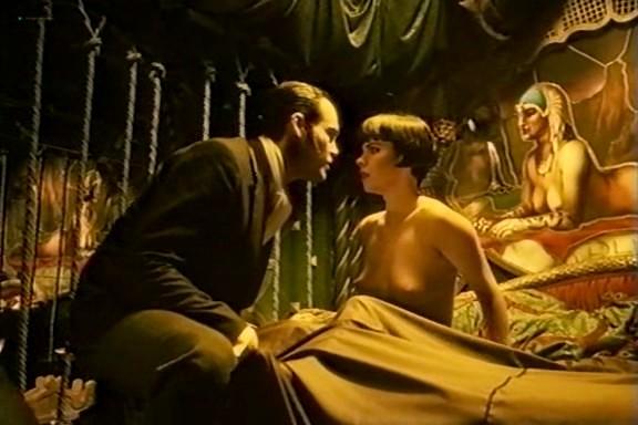 Mathilda May nude and some sex - Naked Tango (1990) VHSrip (6)