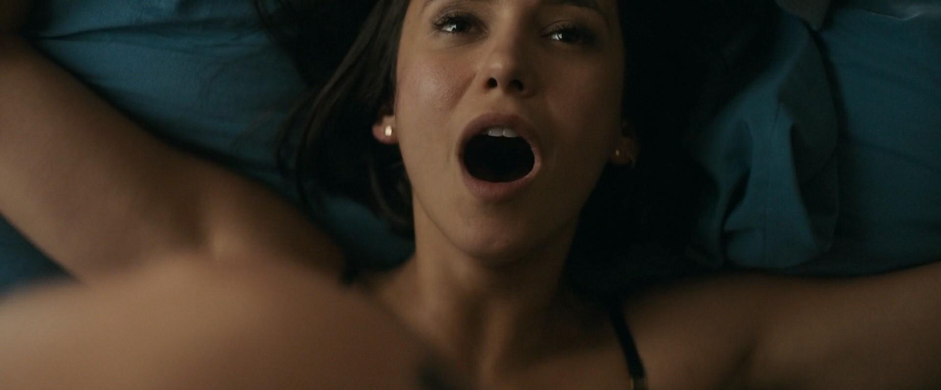 Nina Dobrev sexy and hot sex - Lucky Day (2019) 1080p WEB (7)