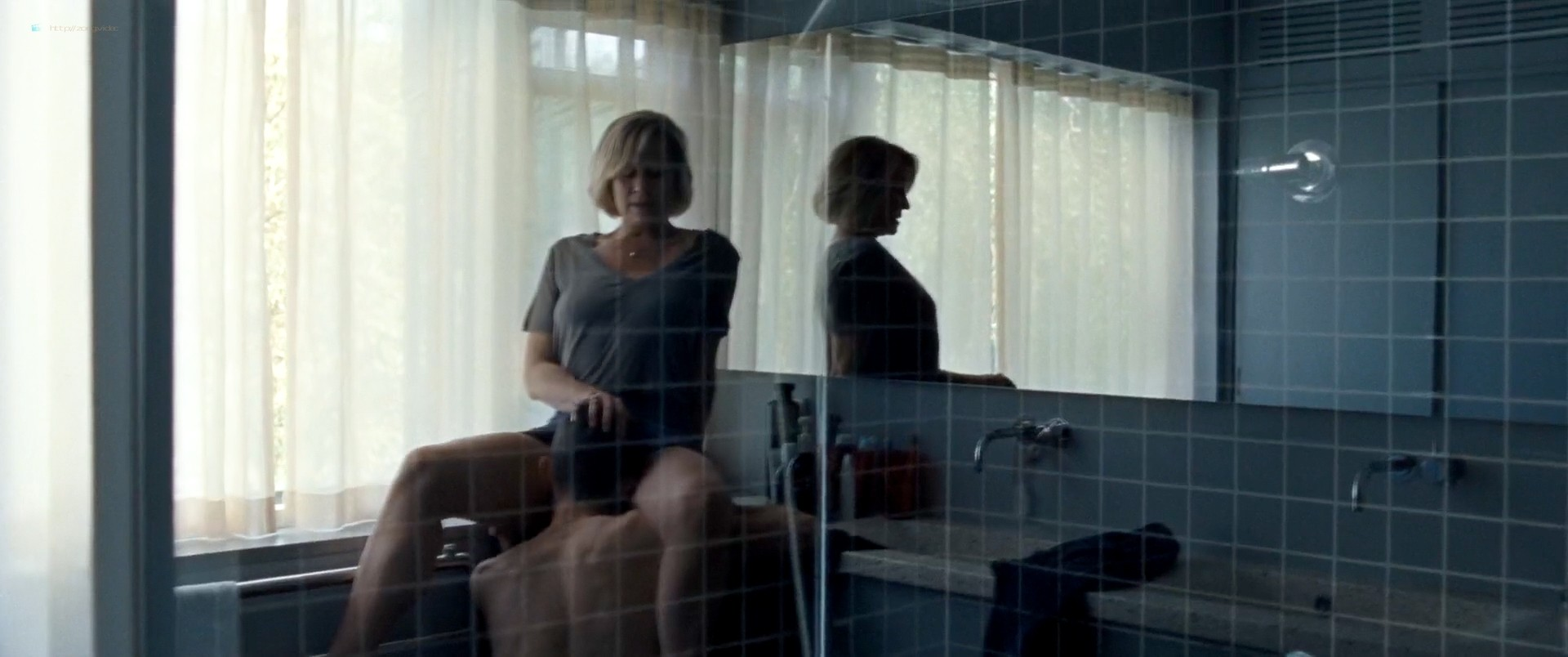 Trine Dyrholm nude explicit blow job and hot sex - Queen of Hearts (DK-2019) 1080p WEB (4)