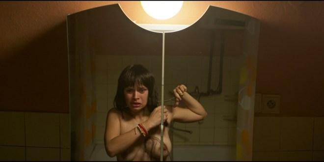 Zuzana Fialová nude topless Kristína Kanátová nude too - The Line (2017) 1080p Web (2)