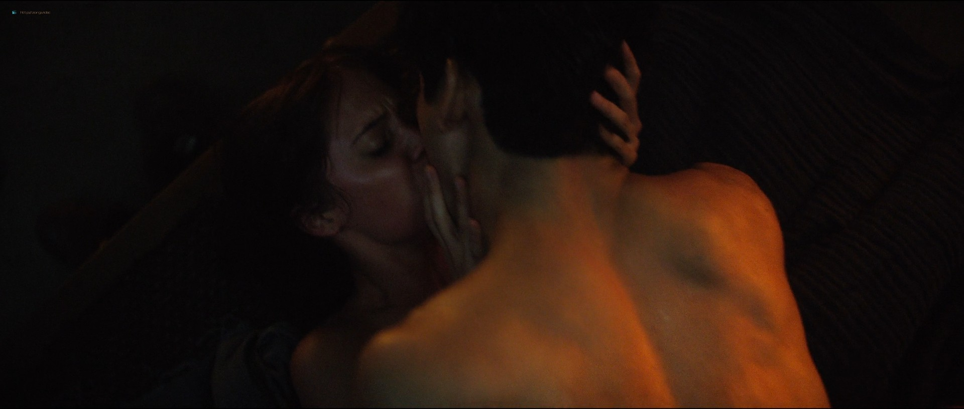 Alicia Vikander nude and some sex Riley Keough hot - Earthquake Bird (2019) 1080p Web (9)
